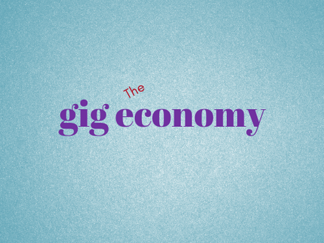 How can the gig economy impact disability inclusion?
