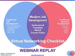 Virtual Networking Checklist Webinar Rep