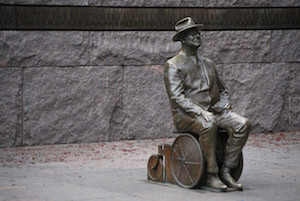 FDR... Did he really have a disability?