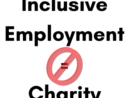 Building Inclusive Employment in 2020: Week 1