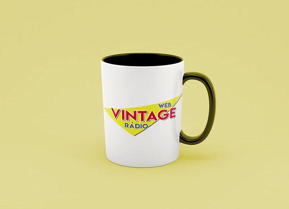 Caneca Web Vintage Radio