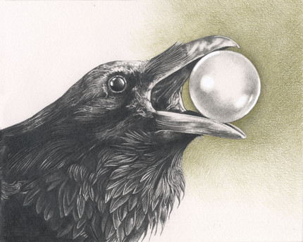 The Crow That Swallowed The Moon