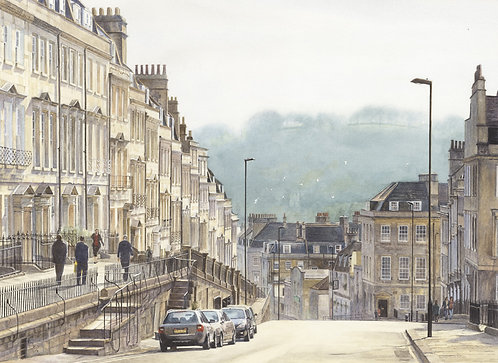 Lansdown Road, Bath