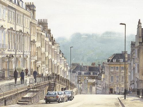 Lansdown Road, Bath