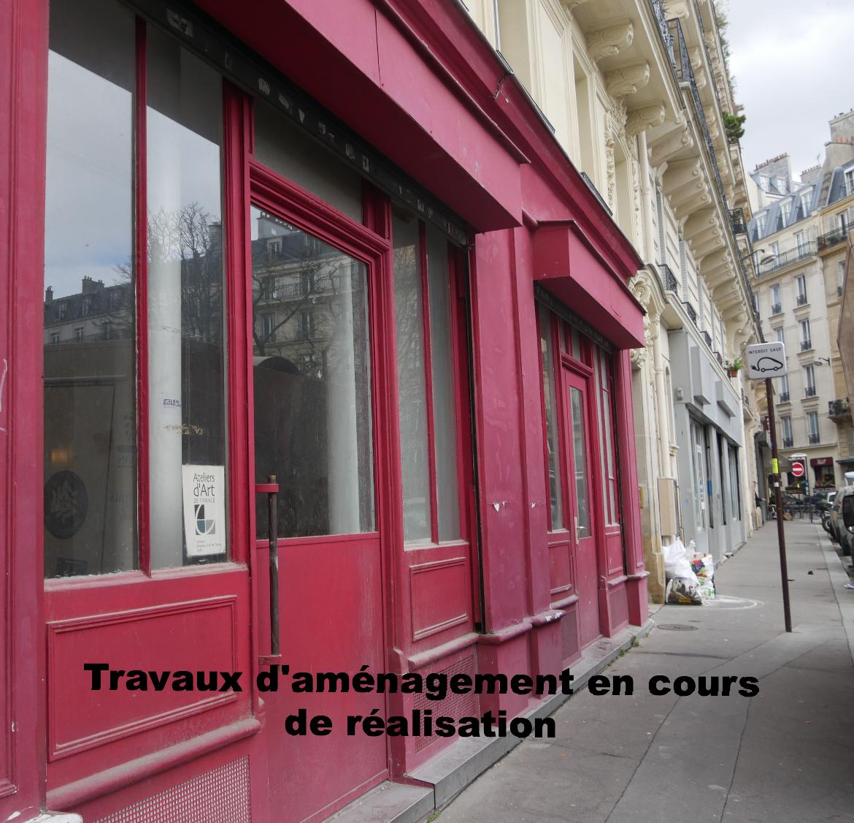 Facade Rue Rochambeau