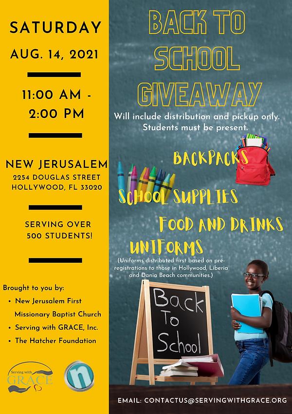 Yellow Crayons After-school Program School Flyer.png
