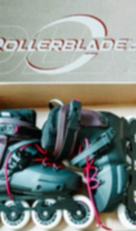 twister edge rollerblade inline skate