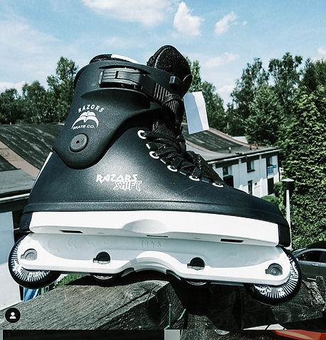 shift skates razors