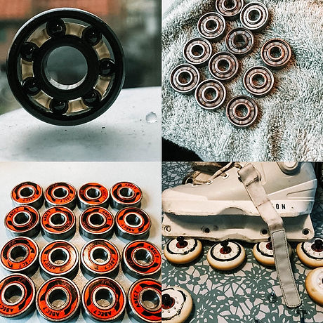 wicked hcr jesa skate bearings