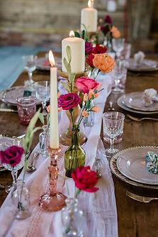 INSPIRATION - A 'Berry Eco' Wedding Shoo