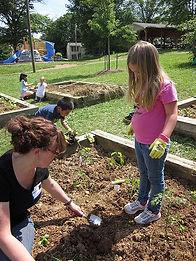 Grandin Court Elementary School Garden C