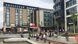 Belebung in der Kieler Innenstadt