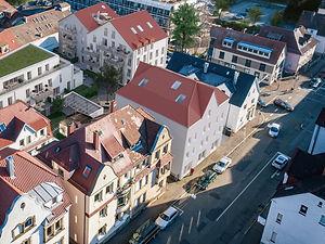 Haus 1 West im West Stadt Quartier Ludwigsburg