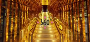 360 Grad Rundgang durch das Hamburger Ding, den coolsten Coworking und Event Space auf dem Kiez