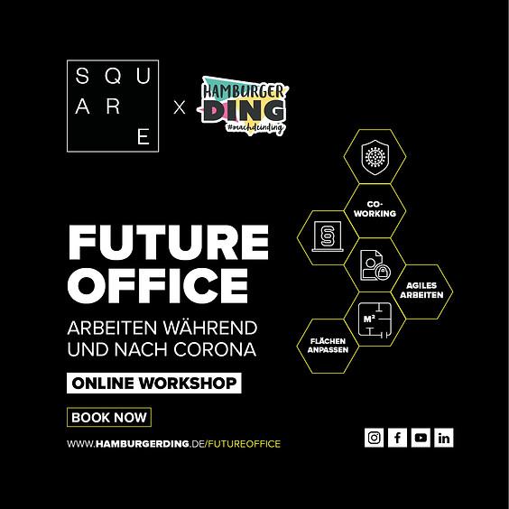 Online-Workshop: FUTURE OFFICE – Arbeiten während und nach Corona Test