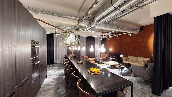 Hamburger Ding Hygge Lounge