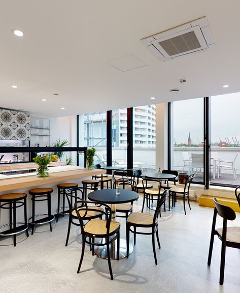 Thonet Cafe