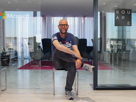 Home United und SQUARE Innovation HUB bringen Microsoft Tech-Playground ins Hamburger Ding
