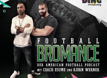 Football Bromance: Live Podcast + Public Viewing im Hamburger Ding