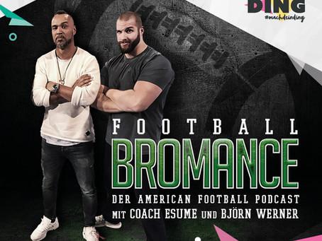 Football Bromance: Live Podcast + Public Viewing im Hamburger Ding