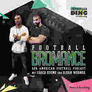 Football Bromance im Hamburger Ding: der American Football Podcast live im Hamburger Ding!