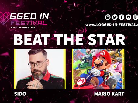 Sido zockt Mario Kart gegen seine Fans – und rastet völlig aus!