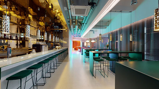 Hamburger Ding Cappellini Lounge Bar