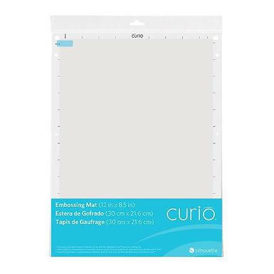 Silhouette Curio™ - Embossing Matt - 8.5 Inch x 12 Inch