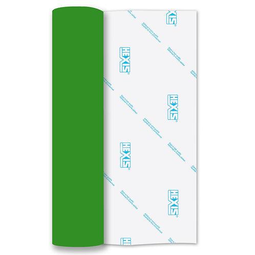 Green Chrome Heat Transfer Flex 500mm Wide x 1m Long