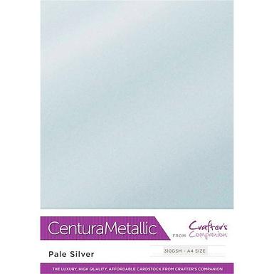 Pale Silver - Centura Pearl Metallic Card Crafter's Companion