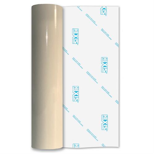 Ecru Premium Permanent Gloss Self Adhesive Vinyl