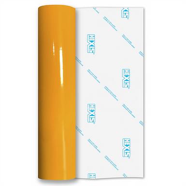 Daffodil Yellow Standard Permanent Gloss SAV 300mm x 300mm 8 Sheet Pack