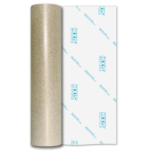 Ultra Glitter FX Starburst Transparent Gloss Self Adhesive Vinyl