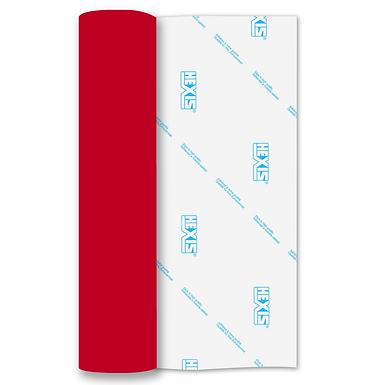 Red Heat Transfer Flex 305mm Wide x 500mm Long