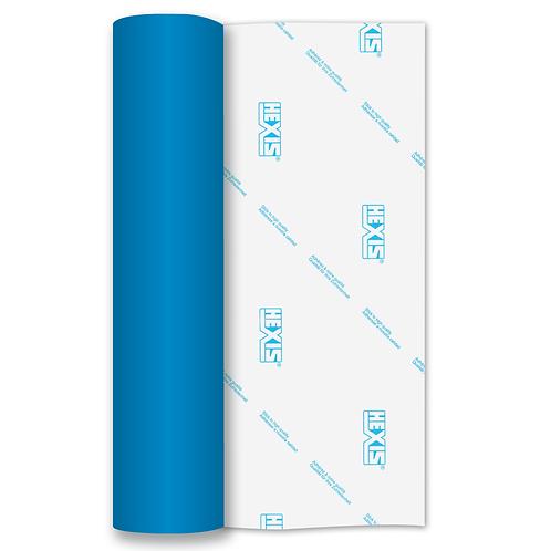 Pale Blue Transparent Gloss Self Adhesive Vinyl Roll 250mm x 610mm