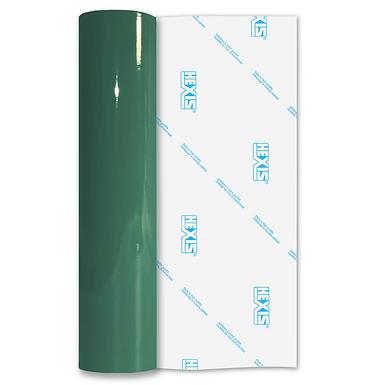 Medium Green Premium Permanent Gloss Self Adhesive Vinyl