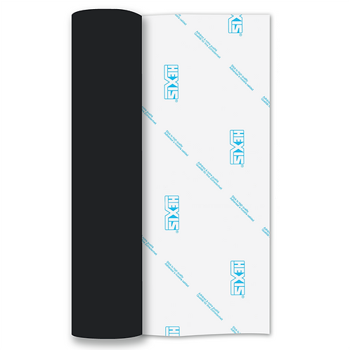 Black Gloss Premium Self Adhesive Vinyl Roll 305mm x 5m