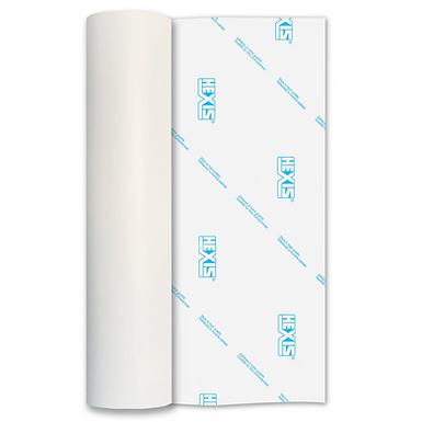 White Standard Permanent Matt Self Adhesive Vinyl