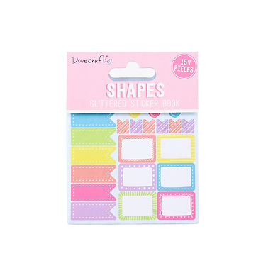Sticker Book - Shapes