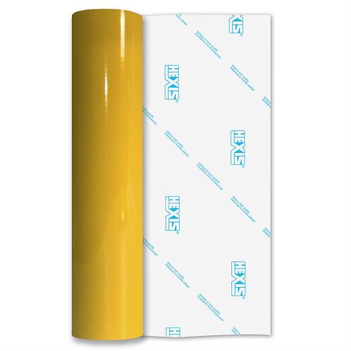 Daffodil Yellow Premium Permanent Gloss Self Adhesive Vinyl