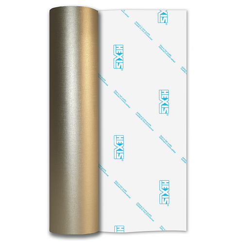 Champagne Linen Self Adhesive Vinyl