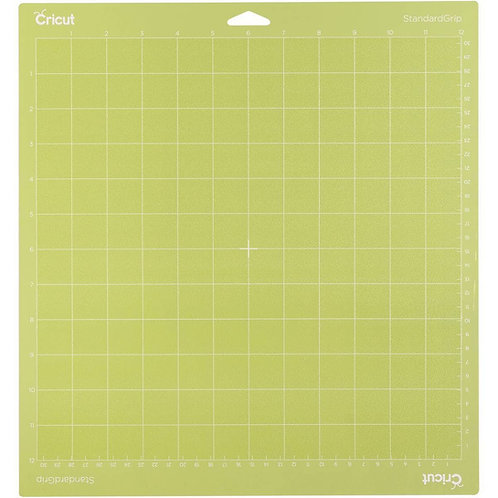 "Cricut StandardGrip Machine Mat, 12"" x 12"" 2 Mats"