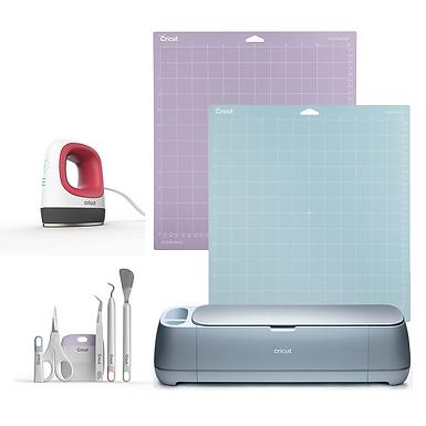 Cricut Maker 3, EasyPress Mini, Mats & Tools Bundle
