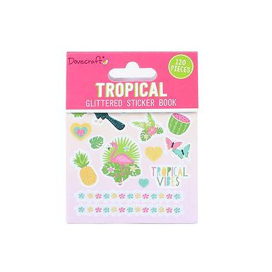Sticker Book - Tropical