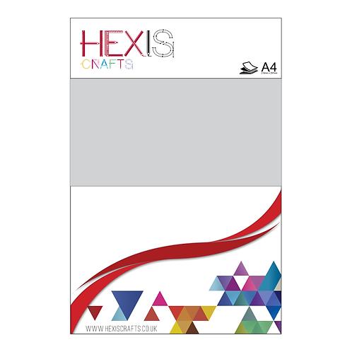 Silver Mirror Heat Transfer Flex Sheet