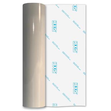 Light Grey Premium Permanent Gloss Self Adhesive Vinyl