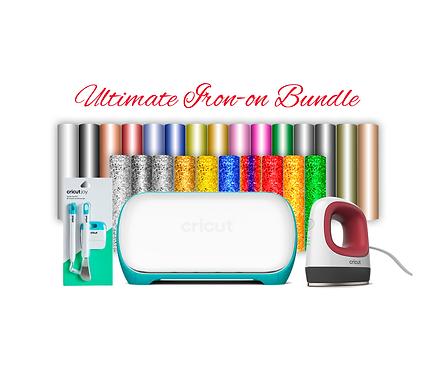 Cricut Joy™ With EasyPress Mini, Tools & Ultimate Iron-on Bundle
