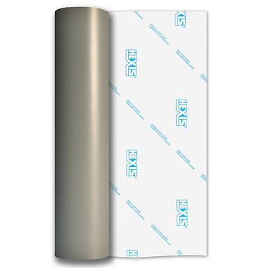 Grey Standard Removable Matt Self Adhesive Vinyl