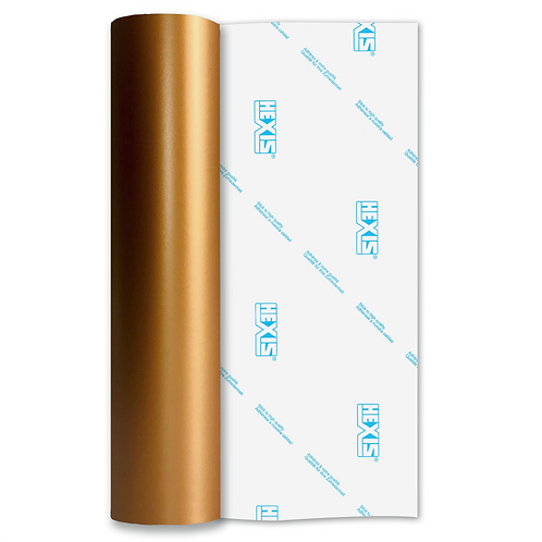 Copper Premium Removable Matt Self Adhesive Vinyl
