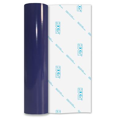 Nordic Blue Premium Permanent Gloss Self Adhesive Vinyl
